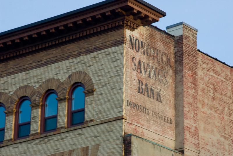 Nonotuck Savings Bank<br /> <br /> Deposits Insured