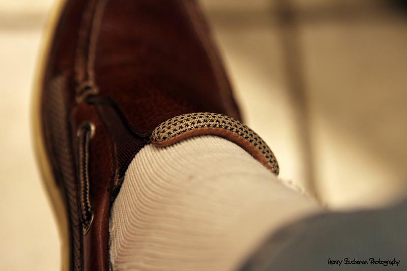 Shoe-