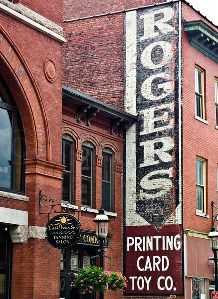 Rogers Printing Card Toy Co.