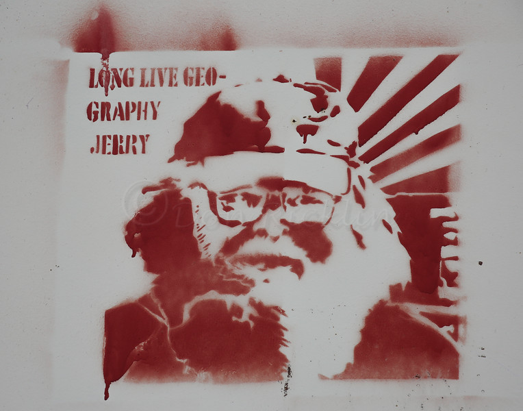 Long live Geography Jerry