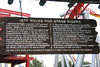 "Rules For Riders At Knott\'s Berry Farm there is a real stagecoach ""ride,\"" which was one of the highlights of our visit, and since the line can take a while to navigate, these rules are posted for the amusement of those waiting"