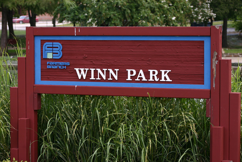 Winn Park I like this park quite a bit, and not *just* because it shares my name