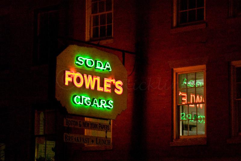 Fowle's Soda & Cigars