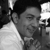 At Biryani Shop, Rafael relishing his progress with spicy food