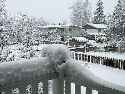Snow Dec 27-31, 2003