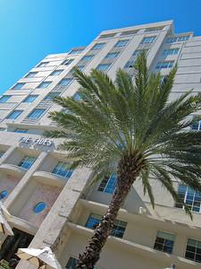The Tides, an Art Deco Masterpiece South Beach, Florida.