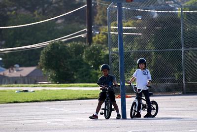 Playground Bikers