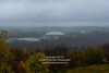 A Grey Fall Day in Morgantown today.