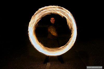 Vitruvian Fire