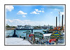 At the wharf in St. Petersburg, Florida; view the many details in the largest sizes.