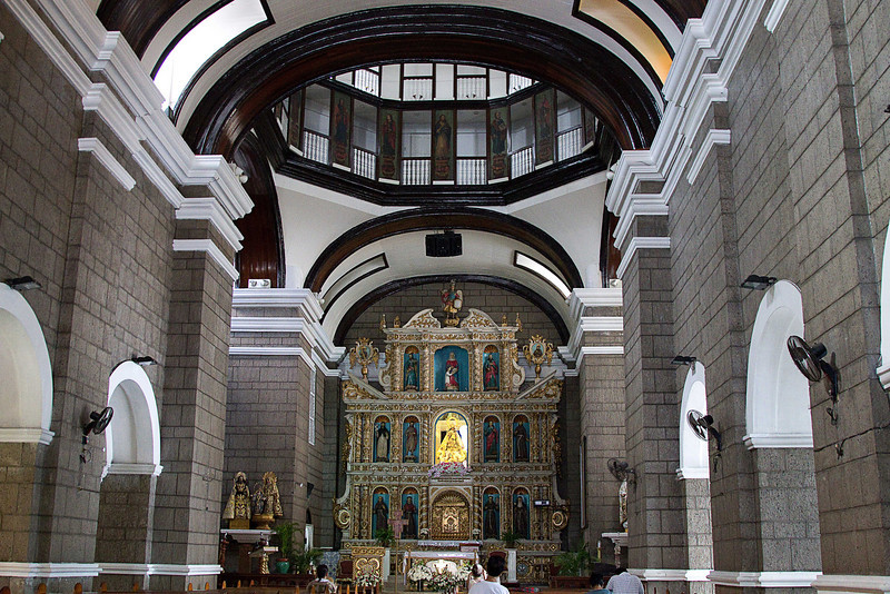 Sta. Ana Church - Manila