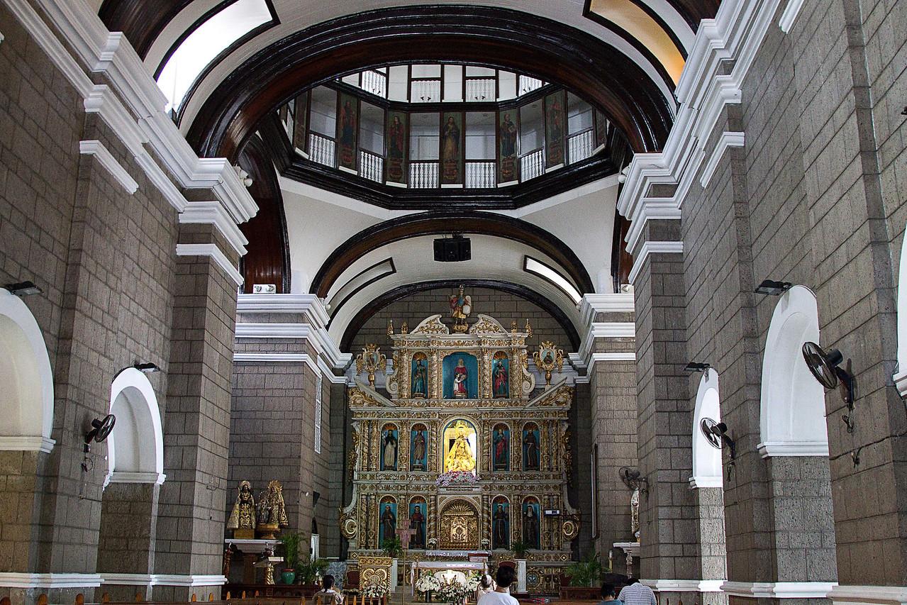 Sta. Ana Church - Manila