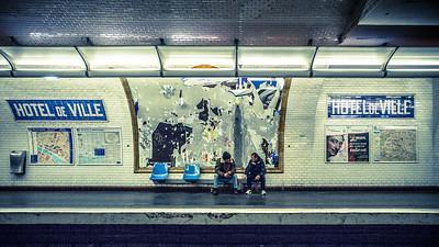 14 - Bertrand Delanoe discute du declin de la ville de Paris