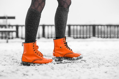 9 - snow boots