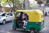 School Auto-rickshaw