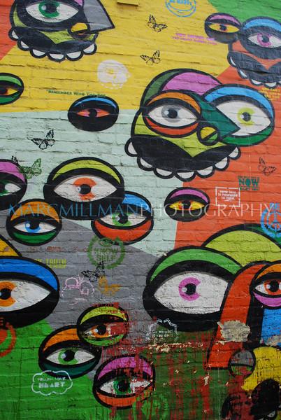 The eyes have it (Venice Beach- Thur 10 9 08)