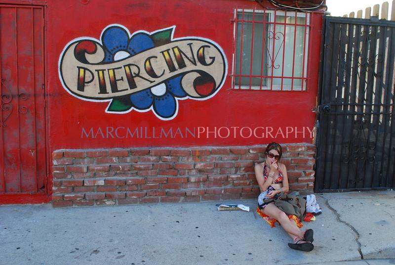 Piercing (Venice Beach- Tue 10 7 08)