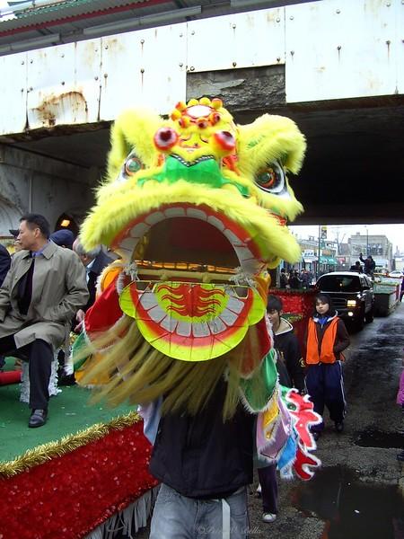 Chinese New Year Argyle Street