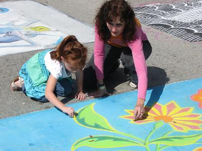 Lake Worth Street Painting Festival 2009, Lake Worth, Fla.