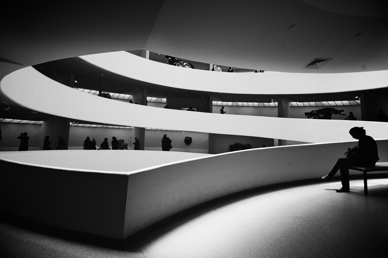 The Guggenheim 2.<br /> (New York)
