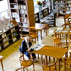 Alone in the Library
