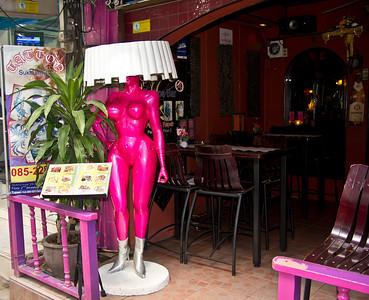 Bangkok bar.