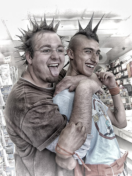 2 Wild & Crazy Guys<br /> Hollywood CA