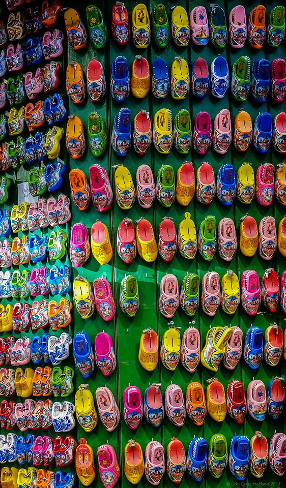 Shoe Sellers in Amsterdam