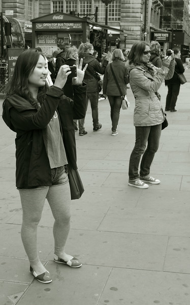 Photo Craze in London