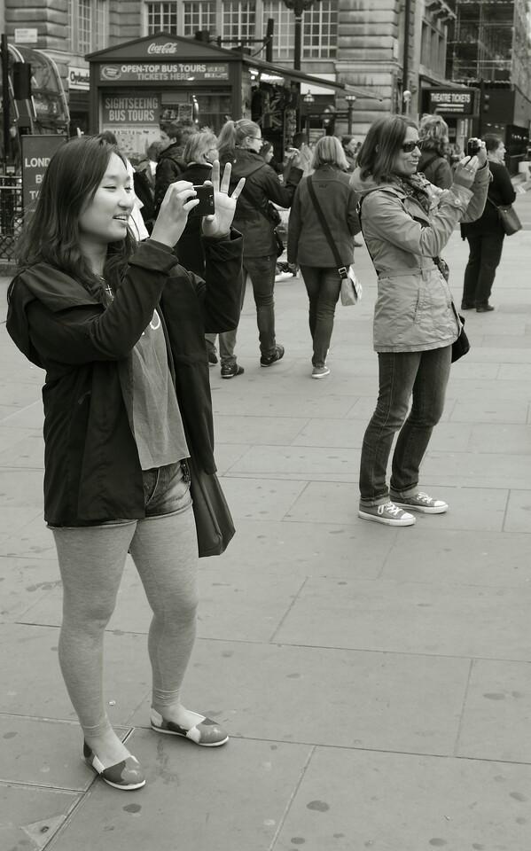 Photo Craze in London