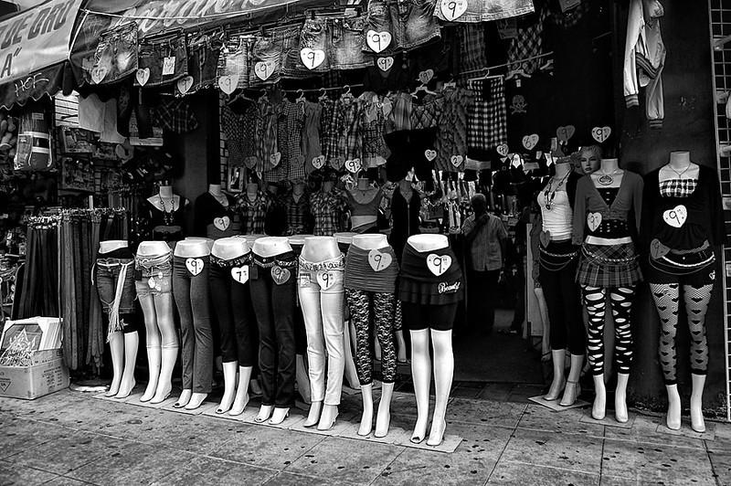 Legs!!!<br /> Downtown L.A.