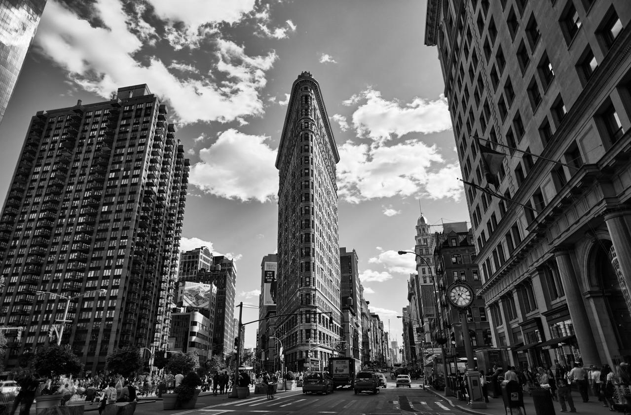The Flatiron<br /> (New York)