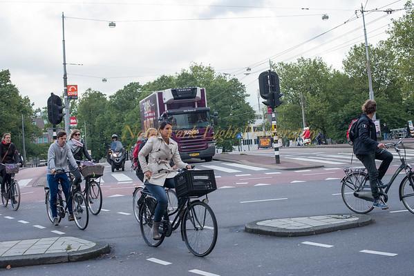 Street crossing hazards