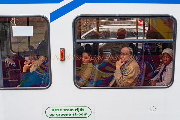 Amsterdam commuter