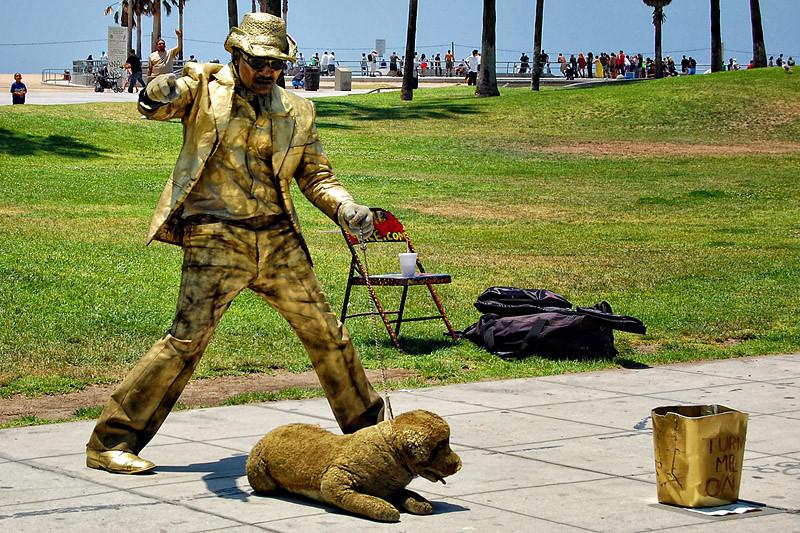Turn Me On<br /> Venice Beach CA.