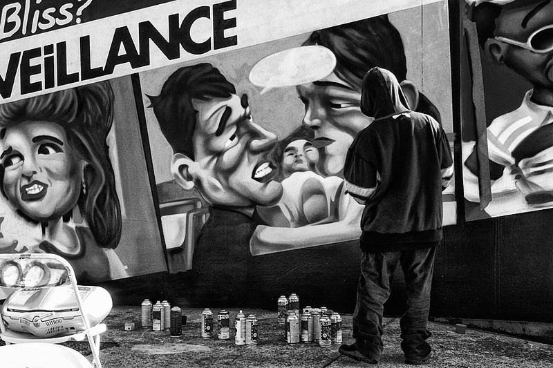 Spray Paint<br /> Venice Beach Ca.