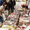 Street markets are very popular. Japan