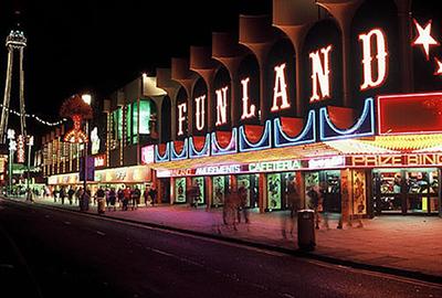 Blackpool, Lancashire, England