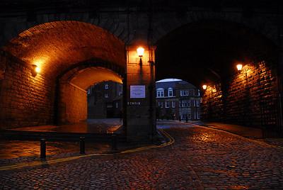 Castle Garth, Newcastle Upon Tyne, UK