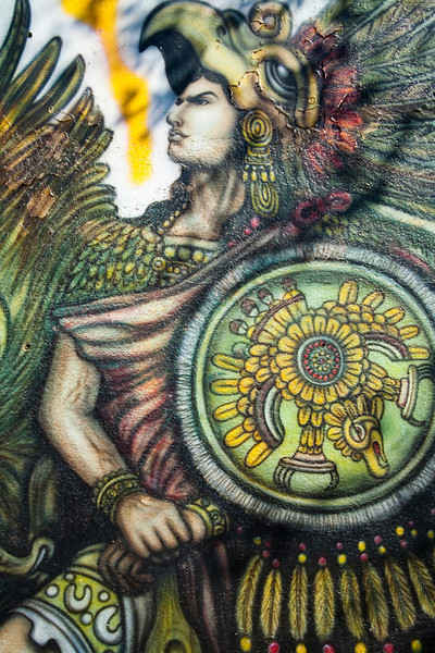 East Cesar Chavez - Mural, Austin,TX