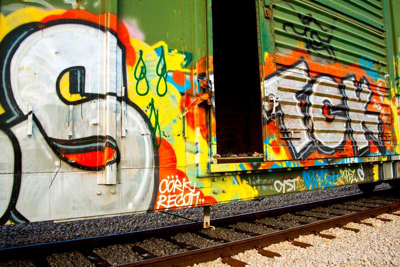Crazy Train #3 - Boxcar Series