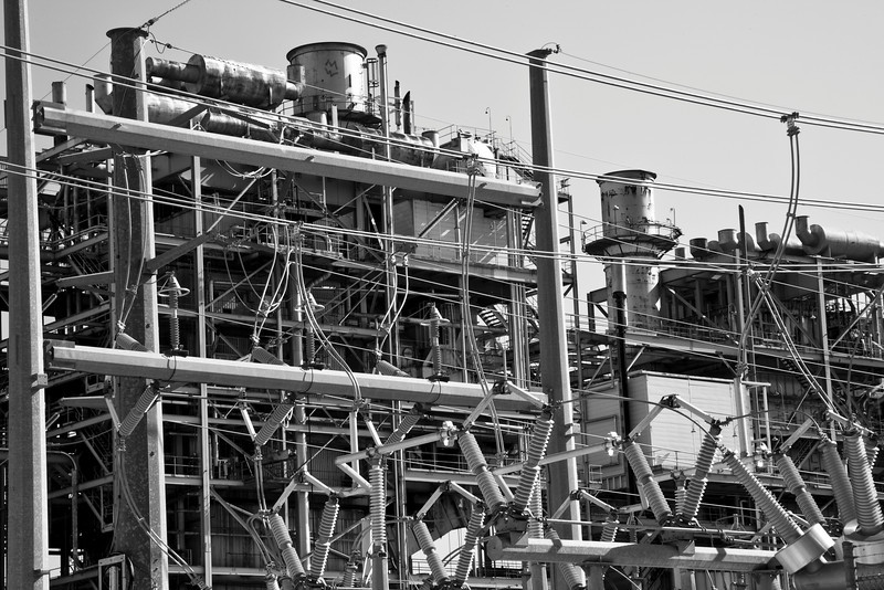 Holly Street Power Plant. Austin, Texas