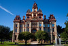 Caldwell County Courthouse - in Lockhart, Texas