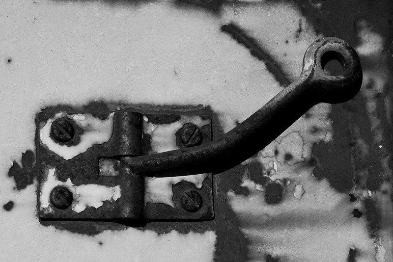 Lever - Rust and Metal Series