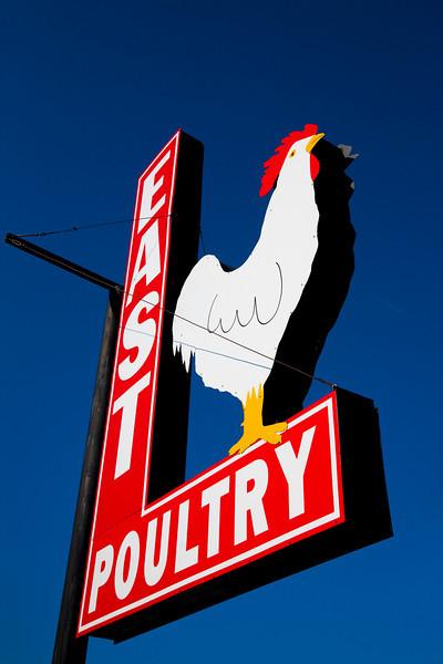 Sign East Austin, Texas