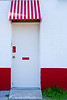 Red And White Doorway, East Austin,TX