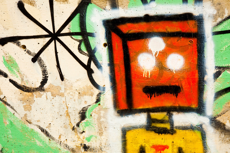 Robo-Graffiti