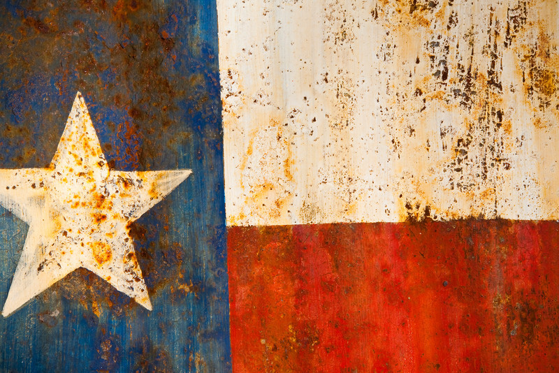 "Rusty Texas Flag Found At Blanco River Cabin - Rust and Metal Series<br /> <br /> Purchase Prints, Framed Prints, Canvas Prints, Metal Prints, and on a Acrylic as well through this link -<br />  <a href=""http://fineartamerica.com/featured/rusty-texas-flag-rust-and-metal-series-mark-weaver.html"">http://fineartamerica.com/featured/rusty-texas-flag-rust-and-metal-series-mark-weaver.html</a>"