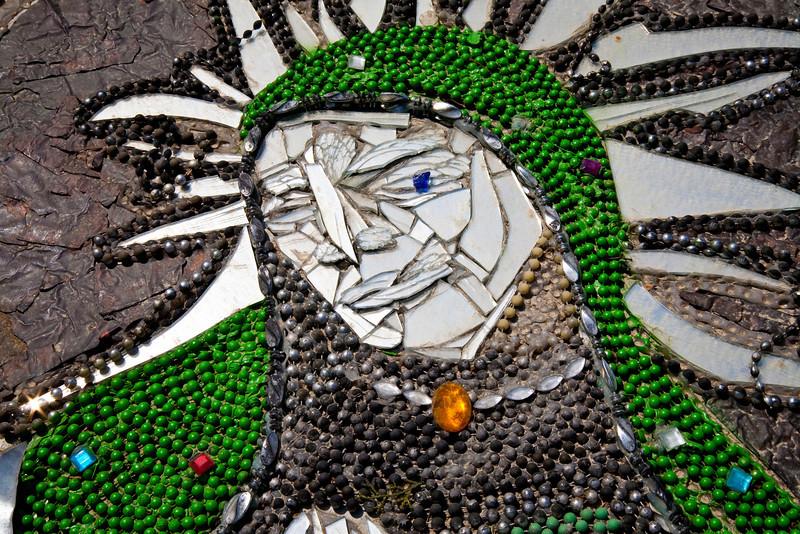 Madonna Car Art #2. South Austin, Texas