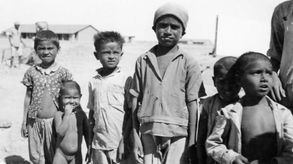 Children - India 1942